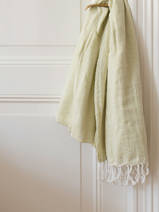 hammam towel double layered linden